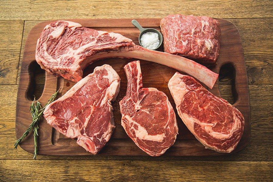 Circuito productivo de la carne