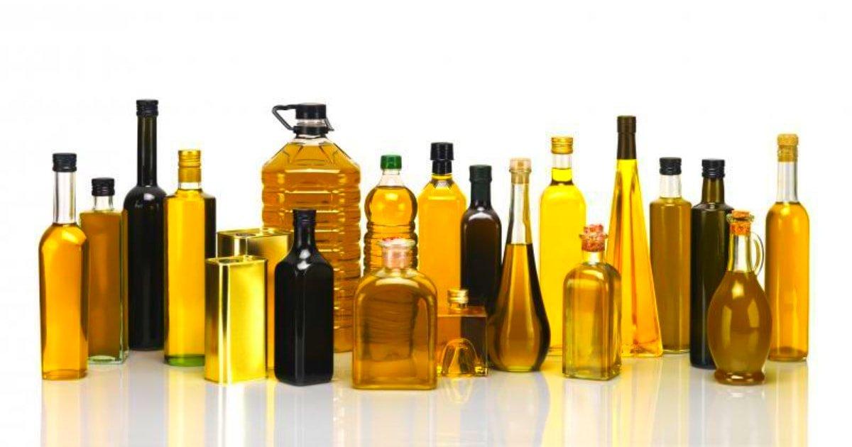 Envasado de aceite de oliva o girasol