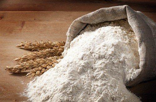 Produccion de harina