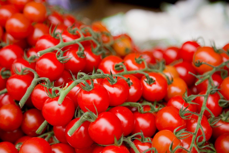 Tipos de tomate cherry