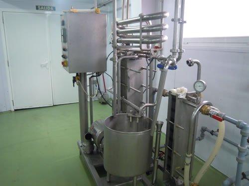 Pasteurizacion en la leche y procesos