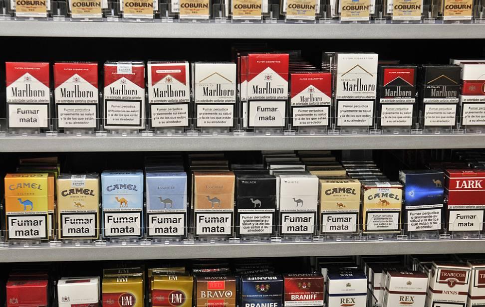 Venta de tabaco comercializacion